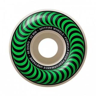 エレメント(ELEMENT)の【SPITFIRE】FORMULA FOUR CLASSIC  52MM(スケートボード)