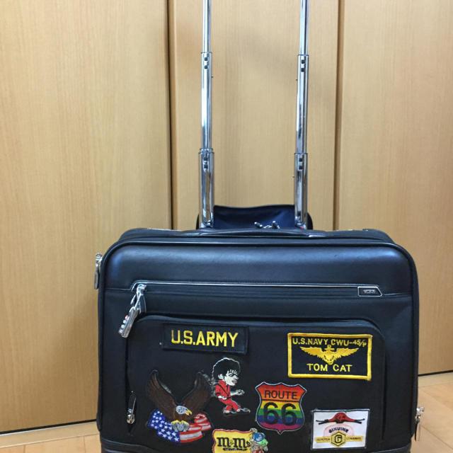 8ec0997564 TUMI(トゥミ)のキャリーバック メンズのバッグ(トラベルバッグ/スーツケース