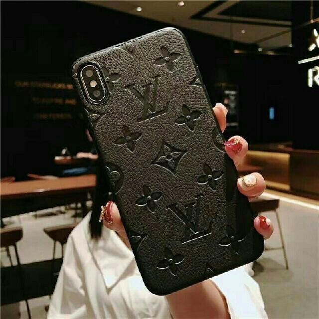 LOUIS VUITTON - 新品!LV携帯ケース iphoneアイフォンケースの通販 by 知実's shop|ルイヴィトンならラクマ