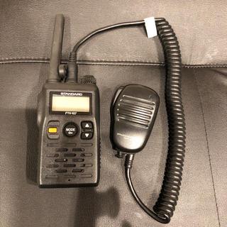 shop様専用 トランシーバー 2台セット(アマチュア無線)