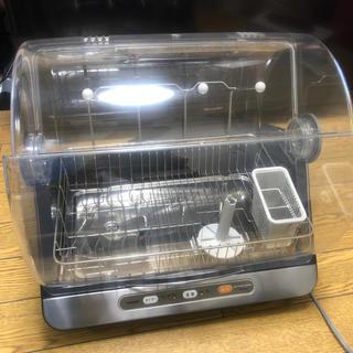 トウシバ(東芝)の送料込 2017年製 東芝 6人用目安 食器乾燥機 VD-B15S 節電モード(食器洗い機/乾燥機)