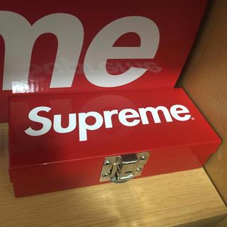 シュプリーム(Supreme)の supremeツールボックス(ケース/ボックス)