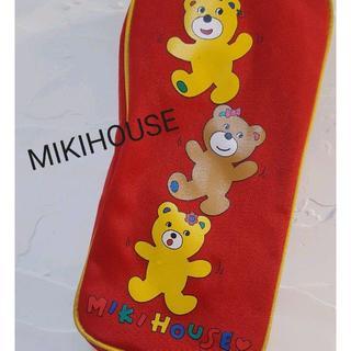 ミキハウス(mikihouse)の激カワ レトロ ミキハウス MIKIHOUSE シューズケース 上履き入れ(シューズバッグ)