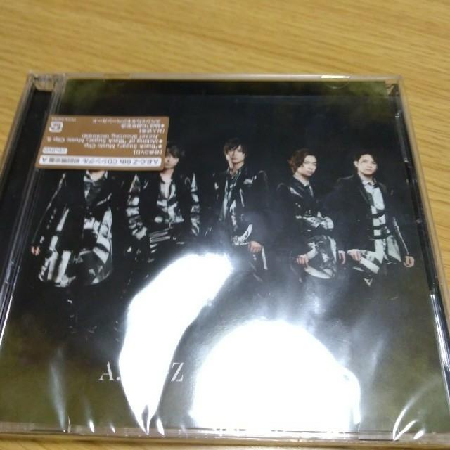 A.B.C.-Z(エービーシーズィー)のA.B.C-Z  Black Sugar 初回A CD エンタメ/ホビーのタレントグッズ(アイドルグッズ)の商品写真