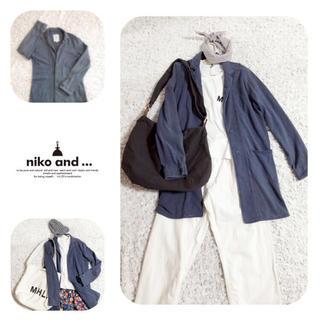 ニコアンド(niko and...)のniko and... ジャケット(テーラードジャケット)
