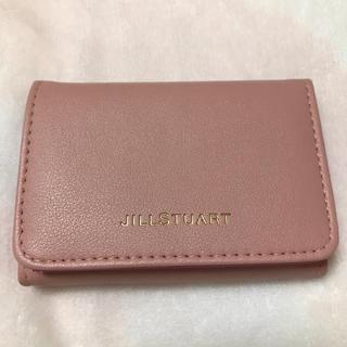 ジルスチュアート(JILLSTUART)のミニ財布(折り財布)