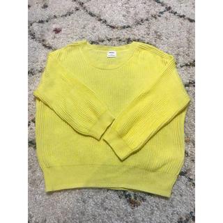 グリーンレーベルリラクシング(green label relaxing)のUnwinder * green label relaxing セーター(ニット/セーター)