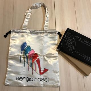 セルジオロッシ(Sergio Rossi)の雑誌付録トートバッグ 新品未使用(トートバッグ)