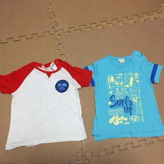 ザラ(ZARA)の【!!!値下げ中!!!】ZARAbaby 半袖 2枚セット サイズ98.92(Tシャツ/カットソー)