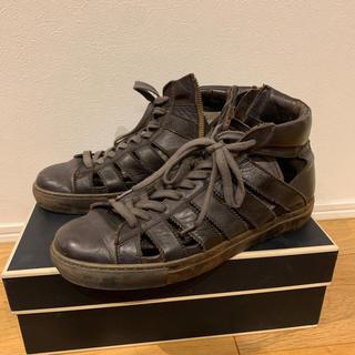 ミハラヤスヒロ(MIHARAYASUHIRO)のmiharayasuhiro ミハラヤスヒロ スニーカーサンダル ブーツ(スニーカー)