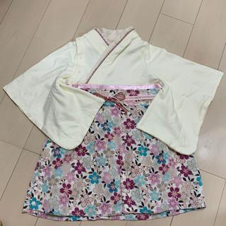 スウィートマミー 袴 50〜70(お食い初め用品)
