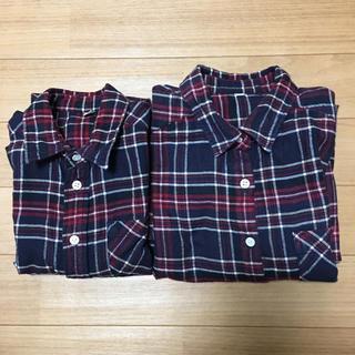 ムジルシリョウヒン(MUJI (無印良品))の無印親子ペアシャツ(シャツ/ブラウス(長袖/七分))