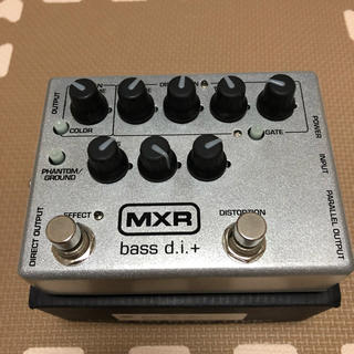 Wyver様専用 MXR M80 bass d.i.+ limited(ベースエフェクター)