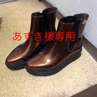 Vivienne Westwood - ヴィヴィアンウエストウッド⭐️Melissa長靴⭐️