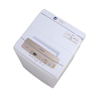 アイリスオーヤマ(アイリスオーヤマ)のアイリスオーヤマ 全自動洗濯機 一人暮らし5kg簡易乾燥機能IAW-T502EN(洗濯機)