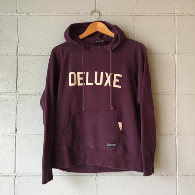 DELUXE(デラックス)のdeluxe デラックス パーカー プルオーバー メンズのトップス(パーカー)の商品写真