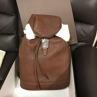 ツチヤカバンセイゾウジョ(土屋鞄製造所)の土屋鞄  新品未使用 トーンオイルヌメ ソフトバックパック(バッグパック/リュック)