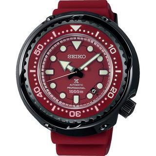 セイコー(SEIKO)の激安 本日限定 sbdx029 機動戦士ガンダム シャア ザク専用 (腕時計(アナログ))