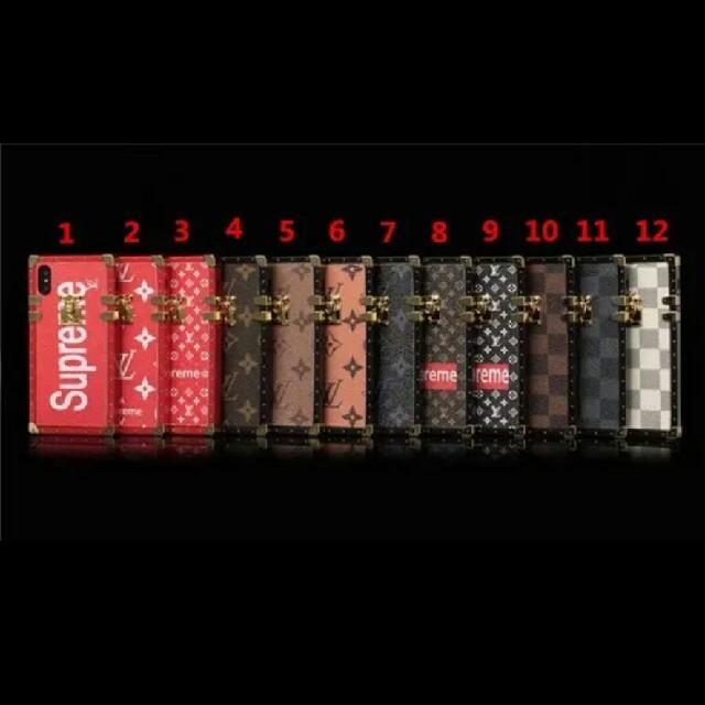 iphone7 ケース amazon 人気 | LOUIS VUITTON - ルイヴィトン supreme コラボ ノベルティ i Phoneケース の通販 by チュウ's shop|ルイヴィトンならラクマ