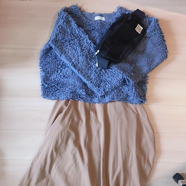 LOWRYS FARM(ローリーズファーム)のニット レディースのトップス(ニット/セーター)の商品写真