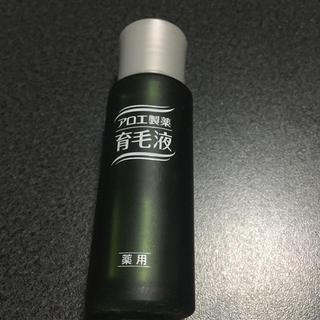 コバヤシセイヤク(小林製薬)のアロエ製薬育毛剤(スカルプケア)