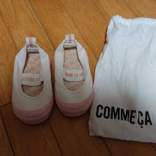 コムサイズム(COMME CA ISM)のコムサ コムサイズム 上靴 13㎝ COMME CA ISM COMME SA(その他)