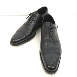 バーバリーブラックレーベル(BURBERRY BLACK LABEL)の【けんすけ様専用】バーバリー ブラックレーベル  革靴(ドレス/ビジネス)
