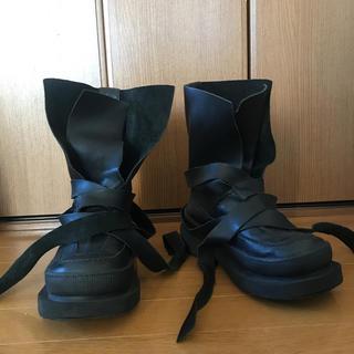ダークビッケンバーグ(DIRK BIKKEMBERGS)のDirk bikkembergs boots (ブーツ)