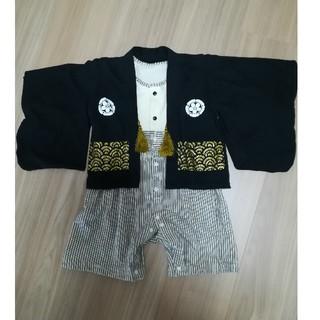 ベルメゾン(ベルメゾン)の袴カバーオール 70(和服/着物)