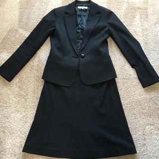 ナチュラルビューティーベーシック(NATURAL BEAUTY BASIC)のナチュラルビューティーベーシック スーツ 黒 M(スーツ)