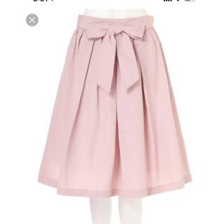 ジルバイジルスチュアート♡ フレアスカート(ひざ丈スカート)