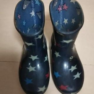 ダブルビー(DOUBLE.B)のダブルB レインブーツ 長靴 16(長靴/レインシューズ)