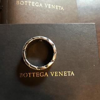 Bottega Veneta - 【正規品】ボッテガヴェネタ リング