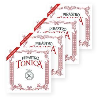 バイオリン弦 PIRASTRO TONICA トニカ (ヴァイオリン)