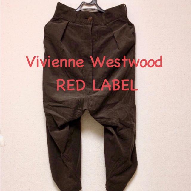 Vivienne Westwood(ヴィヴィアンウエストウッド)の最終値下げ♪Vivienne Westwood✨サルエルパンツ レディース レディースのパンツ(サルエルパンツ)の商品写真