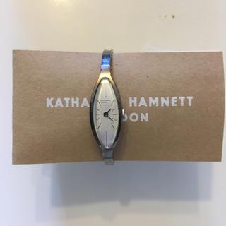 キャサリンハムネット(KATHARINE HAMNETT)のキャサリンハムレット ドレスウォッチ(腕時計)
