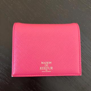 メゾンドリーファー(Maison de Reefur)のMAISON DE REEFUR  二つ折り財布(財布)