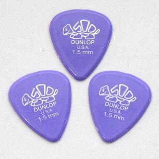 ダンロップ ギターピック デルリン500スタンダード 1.5mmx3枚(その他)