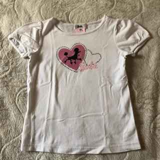 バービー(Barbie)のBarbie Tシャツ 120(Tシャツ/カットソー)