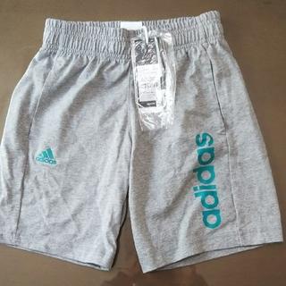 アディダス(adidas)の新品 アディダス ハーフパンツ 140(パンツ/スパッツ)