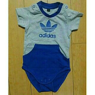 アディダス(adidas)のadidas for baby(ロンパース)