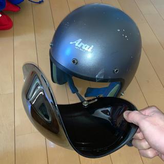 アライテント(ARAI TENT)のアライ ミラーシールドヘルメット(ヘルメット/シールド)