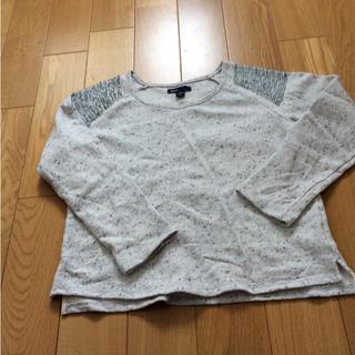 ギャップ(GAP)のGAPショート丈カットソー150(Tシャツ/カットソー)