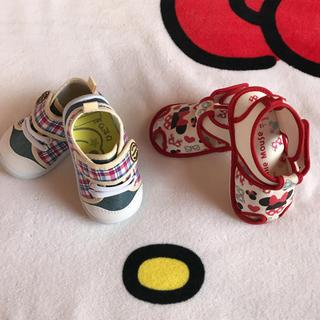 ディズニー(Disney)のベビー 靴 サンダル(サンダル)