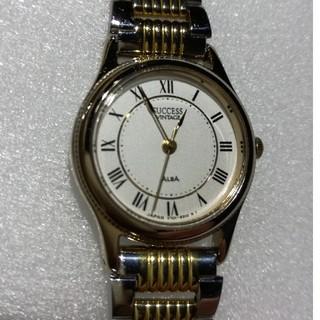 アルバ(ALBA)のレディース腕時計 ALBA SUCCESS  VINTAGE (腕時計)