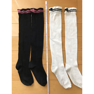 レピピアルマリオ(repipi armario)のレピピアルマリオ  ニーハイソックス(靴下/タイツ)