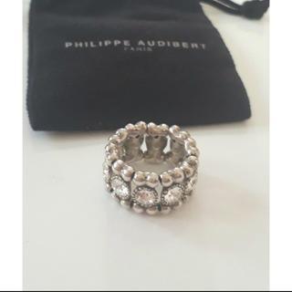 フィリップオーディベール(Philippe Audibert)のPHILIPPE AUDIBERTリング(リング(指輪))