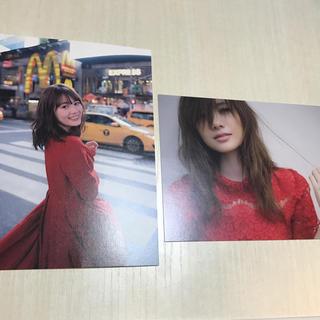 ノギザカフォーティーシックス(乃木坂46)の乃木坂 ポストカード 2枚(写真/ポストカード)