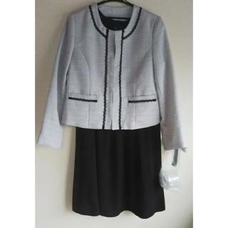 シマムラ(しまむら)のジャケット・スカート・ワンピ3点セット 15号(スーツ)