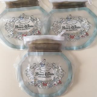 バンダイ(BANDAI)のボトルポーチコレクション 白雪姫3個セット(ポーチ)